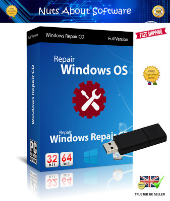 Pc Speed Booster Usb, Tune Up Pc, Fix Registry, Clean Up System, Pc Health Fixer • 9.75£