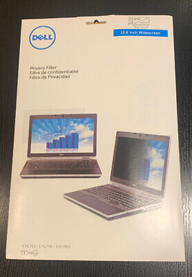Dell 15.6 Inch Widescreen Privacy Filter Genuine And Brand New Boxed • 35£