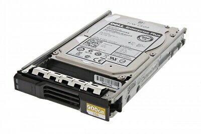 Dell EqualLogic 900GB 10k SAS 2.5″ HDD Drive W/Tray – Part 9TH066-158 • 27.50£