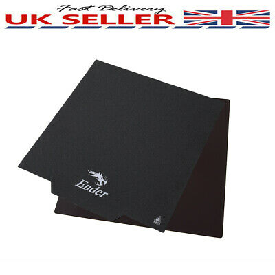 Creality Magnetic Plate Heated Bed Build Surface Pads For Ender 3/Pro 3D Printer • 13.55£