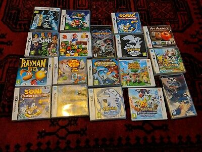 Empty Games Boxes, DS,3DS,PSP... No Games Included.  • 0.99£