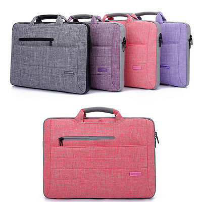 15.6 15 Inch Laptop Notebook Sleeve Carry Case Cover Bag For HP Lenvoe Dell NEW • 13.99£
