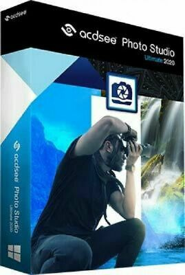 ACDSee Photo Studio Ultimate 2020  Lifetime Activation.  • 4£