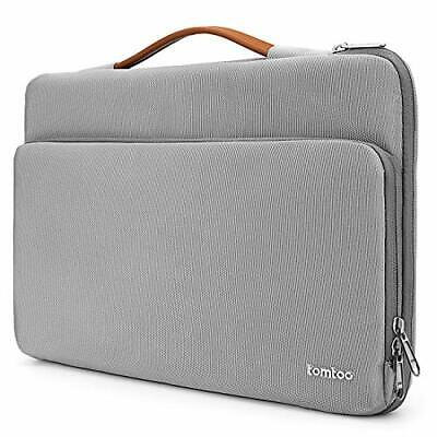 Tomtoc Laptop Sleeve Compatible 12.3  Surface Pro, 13  New MacBook Air A1932 • 22.99£