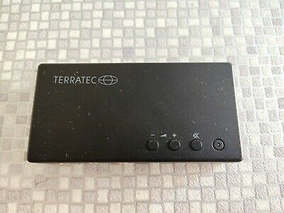 Terratec Aureon 7.1 USB Stereo Sound, Sound Card • 40£