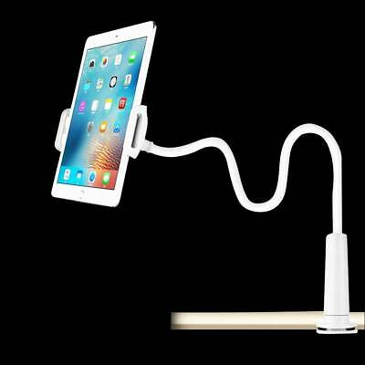 360 Gooseneck Table Holder Bed Stand Clamp Mount For IPad Tablet Flexible Arms • 7.59£