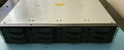 IBM 7041-SD1 12-Bay 3.5  SAS 2U Chassis-1 Expansion Drawer W/ 2x 44V3937 2x PSU • 65£