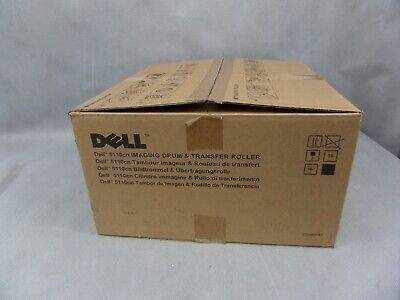 Dell 5110CN Imaging Drum & Transfer Roller New Open Box Manufactured 2010  • 0.99£