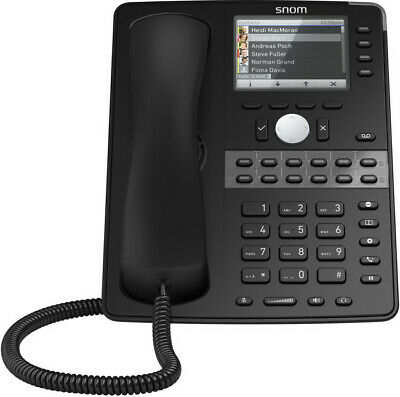 Snom D765 IP Desk Phone • 182.89£