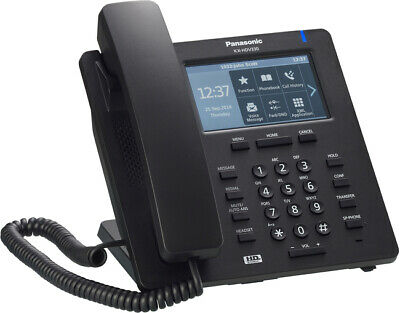 Panasonic KX-HDV330 IP Desk Phone (Black) • 129.53£
