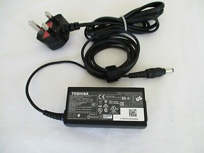 Toshiba PA5178U-1ACA  19V  3.42A. AC Adapter Charger Power.  ADP-65KD A • 4.99£