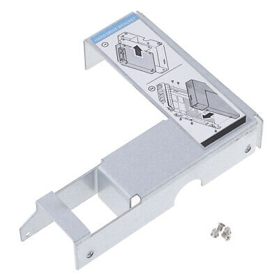 3.5  To 2.5  Adapter Tray Caddy For Dell R710 R410 R510 R720 R730 LUy1 • 5.74£