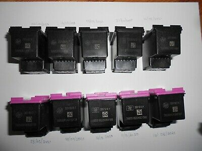 HP 304 Ink EMPTY Cartridges 5x Black And 5 X Tri-colour • 3.20£