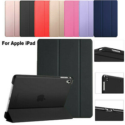 Smart Magnetic Flip Leather Stand Case Cover For IPad Mini Pro 9.7 Air 10.5 10.2 • 5.29£