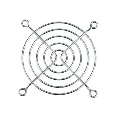 *UK STOCK - FG60M - METAL FINGER GUARD FOR 60mm AXIAL FANS • 1.49£