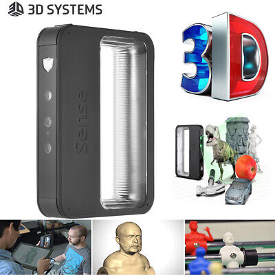3D SYSTEMS Sense 2 Handheld 3D Scanner High Precision For Design Research Crafts • 441.26£
