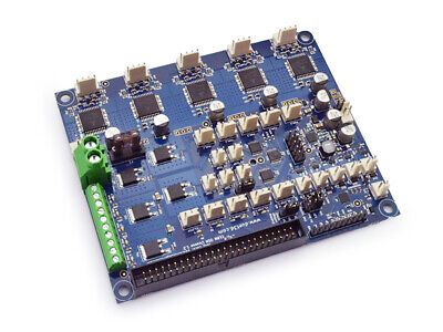 Duet3D Duex 5-channel Expansion Board • 143.98£