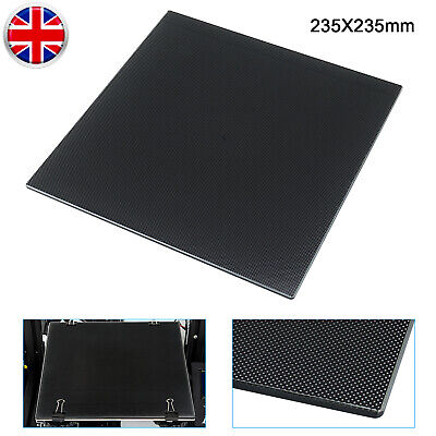 235X235mm Glass Print Bed Build Plate For Creality Ender 3/5 Pro 3D-Printer UK • 7.92£