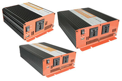 Modified Sine Wave Inverter 24Vdc - 600W • 62£