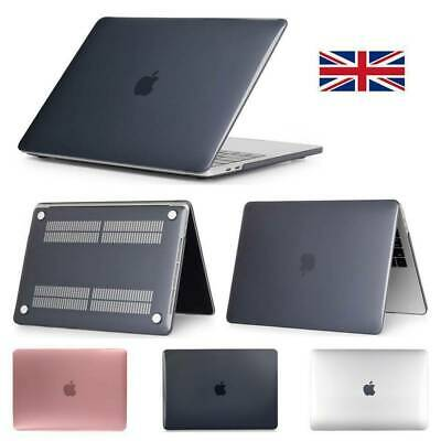 Fr Macbook Air 13 A1932 2018/19 A2179 2020 13.3 In Hard PC Shockproof Case Cover • 8.55£