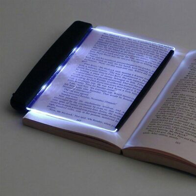 LED Reading Light Night Light Book Family Study Light Eye Care Reading Lamp • 17.70£