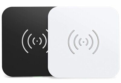 CHOETECH Wireless Charger 2 Pack QI Fast Charging 7.5W/10W Non-slip. • 15.99£