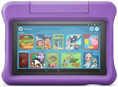 Fire 7 Kids Edition Tablet | 7  Display, 16 GB, Purple Kid-Proof Case • 125.96£