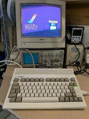 Commodore Amiga 600 - RECAPPED Tested Working • 185£