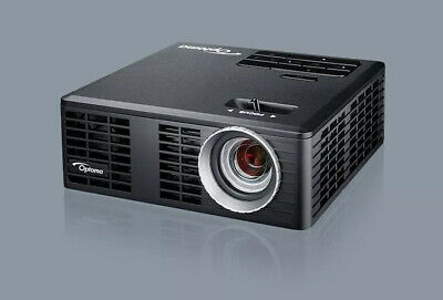 Ultra-compact LED Projector, Optoma ML750e, 3D, HD, Widescreen, WXGA, DLP, • 285£