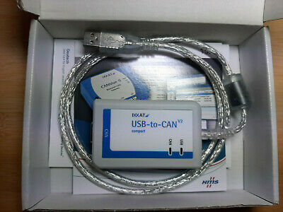 IXXAT USB To CAN V2 Compact • 250£