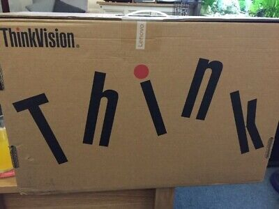 Lenovo ThinkVision T22V-10 Video Conferencing Screen • 120£