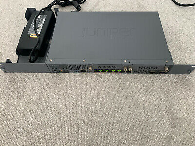 Juniper SRX 320 With Mounting Ears • 245£