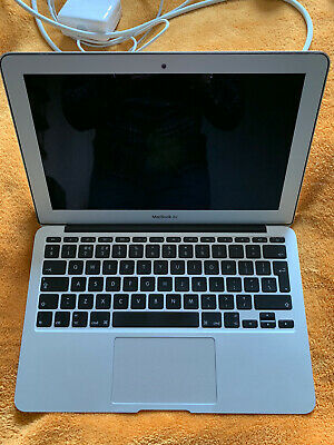 Apple MacBook Air 11.6 Inch Laptop - MD711XX/B (early 2014) EXCELLENT CONDITION • 100£