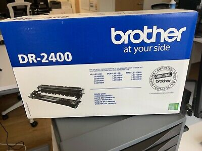 Brother DR-2400 Original Drum Unit  BRAND NEW • 30£