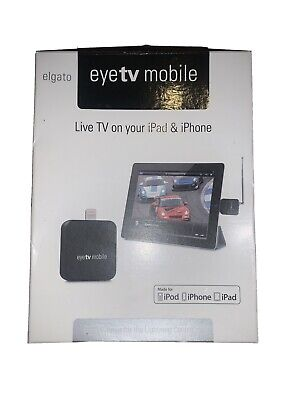 Eyetv Mobile Live TV On IPhone And IPad • 20£