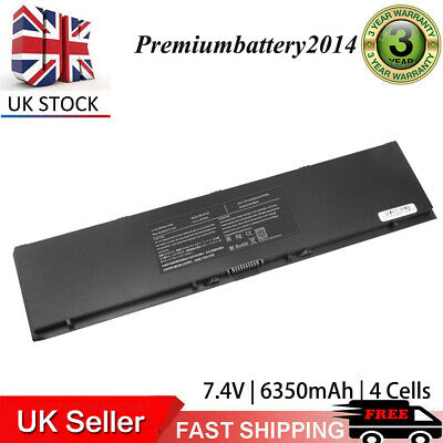 47Wh 34GKR Battery For Dell Latitude E7440 E7450 E7420 451-BBFS PFXCR T19VW  • 25.99£