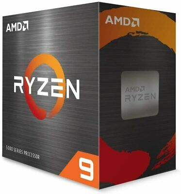 AMD Ryzen 9 5900X Processor (12C/24T, 70MB Cache, Up To 4.8 GHz Boost) Preorder • 779.99£