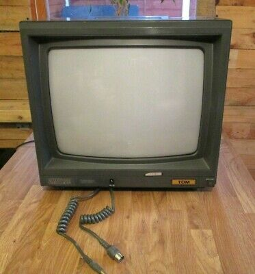 Vintage Amstrad Colour Monitor CTM-644 - In Working Order • 26£