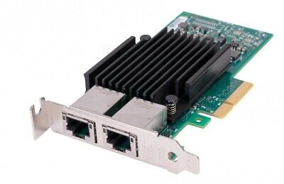 Intel Ethernet Converged Network Adapter X550-T2 10Gbps PCIe 3.0 X4 • 169.99£