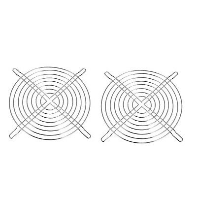 Sourcing Map Cooling Fan Grill Metal Finger Guard 230mm X 230mm For 180mm X 1... • 17.09£