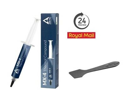 Arctic Cooling MX-4 Thermal Compound Paste 2019 CPU GPU No Silver 4g + Spudger • 6.97£