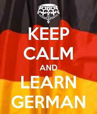 Learn To Speak German - Language Course - 9 Books & 66 Hrs Audio Mp3 All On Dvd • 2.99£
