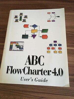 ABC Flowcharter 4.0 Software User Guide • 15£