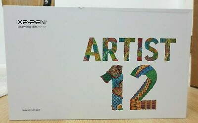 XP-Pen Artist12 11.6  Graphics Drawing Tablet - 1920x1080 FHD - ONLY USED TWICE! • 76£