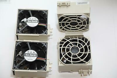FOUR (4) Fans Supermicro Internal Drive Bay From CSE-833 Type 3u Server Case • 99£