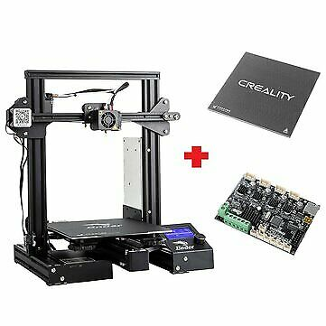 Creality 3D Customized Version Ender-3Xs Pro 3D Printer 220x220x250mm UK STOCK • 209.99£