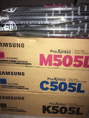 Samsung Toner Cartridges • 165£