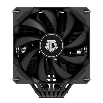 ID-COOLING SE-207-XT BLACK CPU Cooler 7 Heatpipes Dual Tower CPU Air Cooler • 81.38£