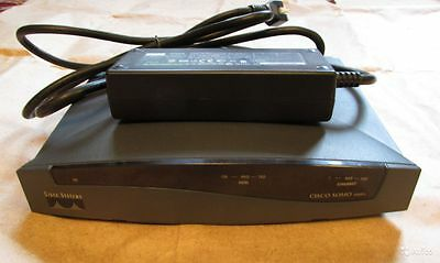 Cisco Soho 77+Charger+Cables Eth • 24.76£