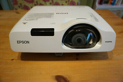 Epson Projector Eb-530  - 3LCD Projector - 3200 Lumens (white) And (colour)  • 456£